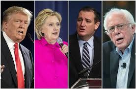 Candidates 2016